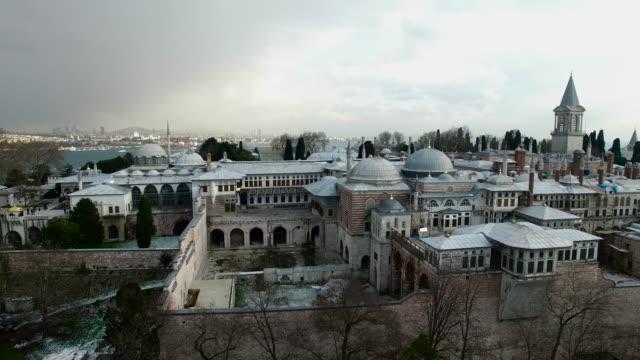 Topkapi-Palace,-Istanbul