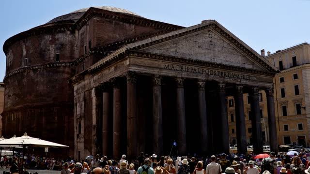 Timelapse-del-Panteón-en-Roma
