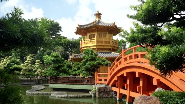 pan-of-nan-lian-gardens-bridge-and-pavilion-in-hong-kong