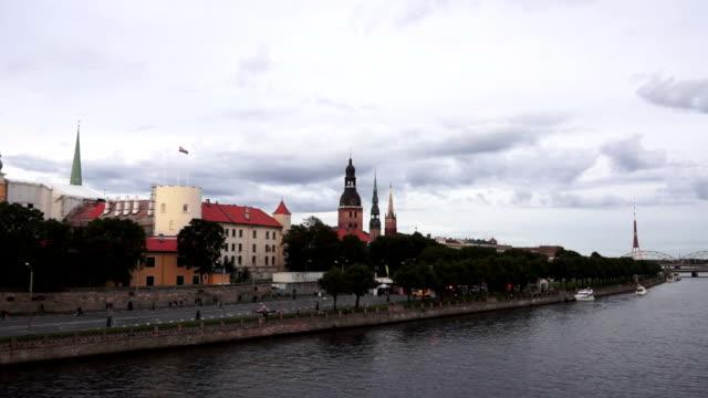Lats-capital-Riga-panorama