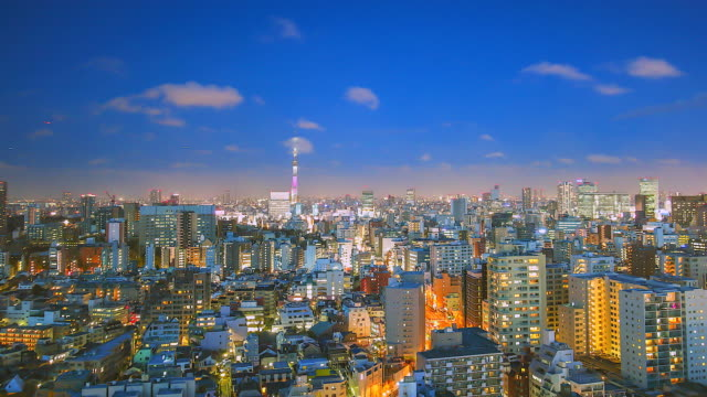 4K-Time-lapse-view-of-Tokyo-city-at-Nigh-twith-Tokyo-Tower-in-japan