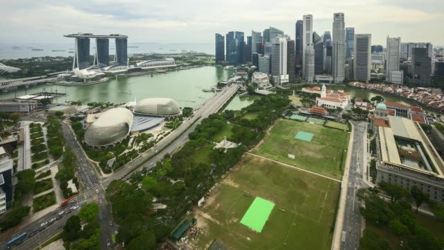 4k-UHD-time-lapse-of-cloudscape-scene-at-Singapore