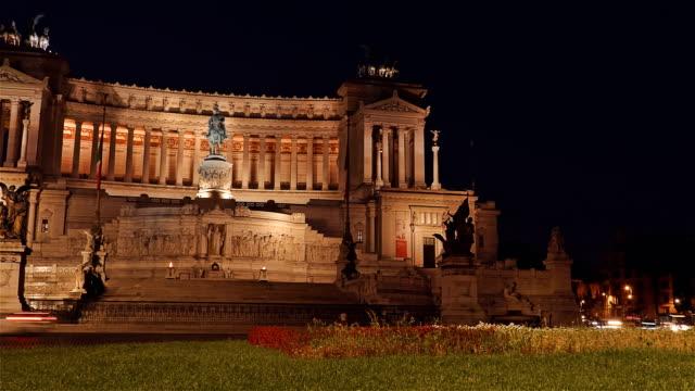 Rome-City-at-Piazza-Venezia-Timelapse-Rome-Italy