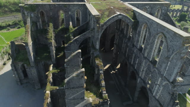 Villers-Abbey-from-above-