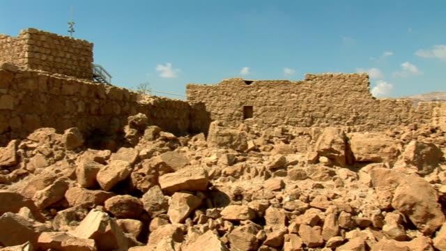 Masada-stones