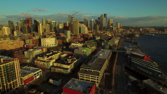 Luftaufnahme-des-Seattle