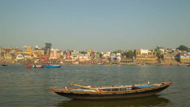 Timelapse-de-Varanasi-India-