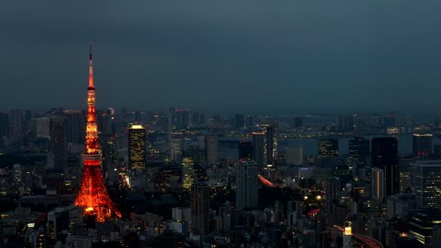 4k-timelapse-video-of-Tokyo-Tower