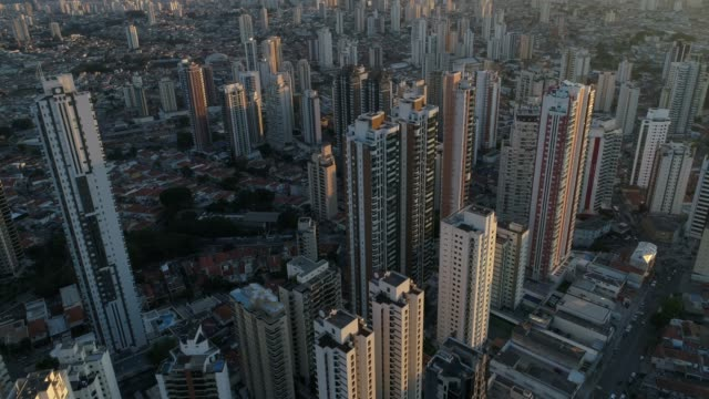 Aerial-View-of-Sao-Paulo,-Brazil