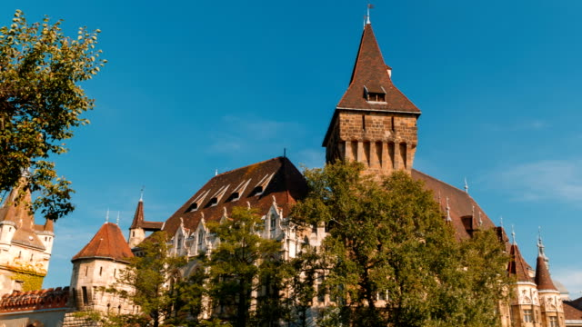 Castillo-de-Vajdahunyad-Budapest-Hungría