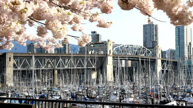 Burrard-Street-Bridge-Vancouver-Spring