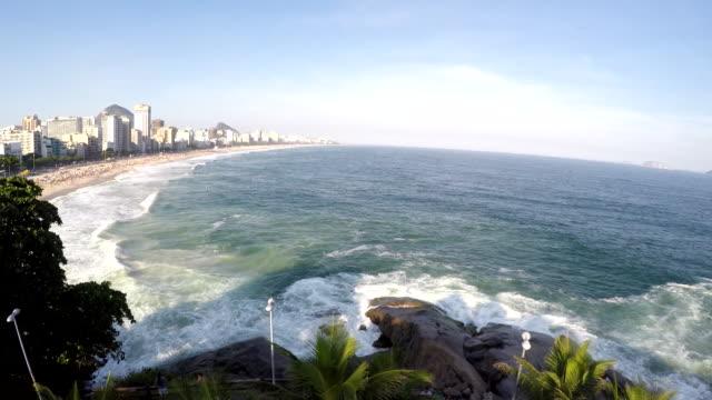 Aerial-view-of-Ipanema-beach-at-Rio-de-Janeiro-Brazil