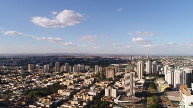 Antena-ciudad-vista-de-Ribeirao-Preto-Sao-Paulo-Brasil