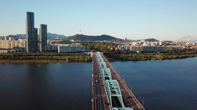 Video-de-hyperlapse-aérea-de-Seúl-Corea-del-sur-