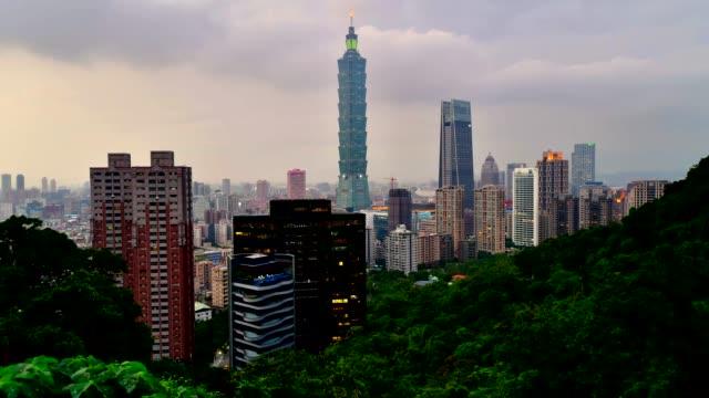 Taipei-city-skyline-and-downtown-buildings-Taiwan
