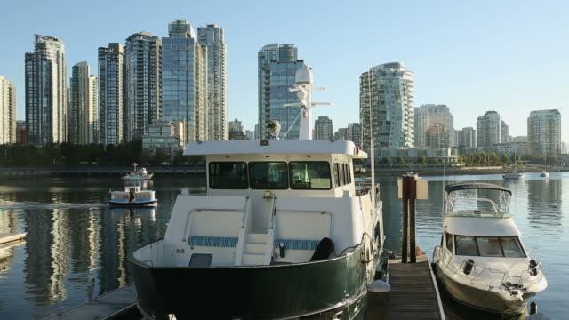 Vancouver-Yaletown-vista-a-la-Marina