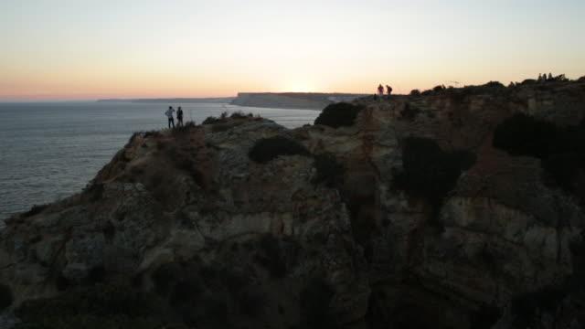Ponta-da-Piedade-sunset