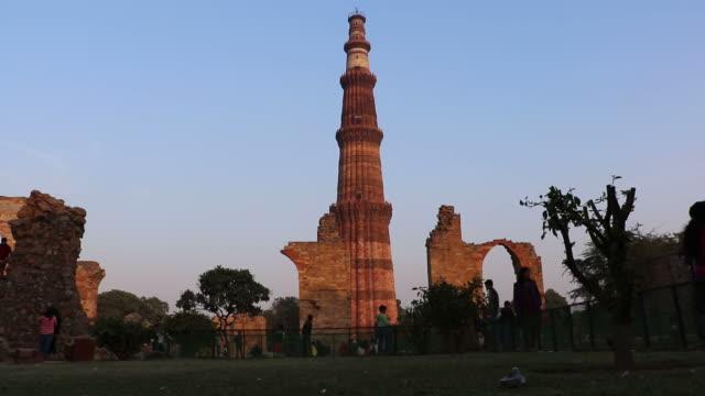 Qutub-Minar-en-Delhi