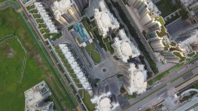 4K-footage-of-Tseung-Kwan-O-Hong-Kong-at-aerial-view