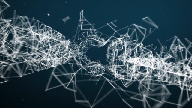 Resumen-de-fondo-de-la-estructura-de-conexión-con-texto-SOCIAL-en-movimiento