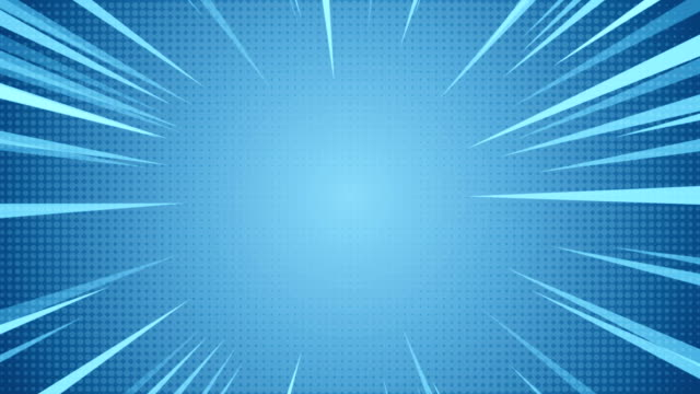 Radial-Background-of-halftones-and-high-speed-abstract-lines-for-Anime
