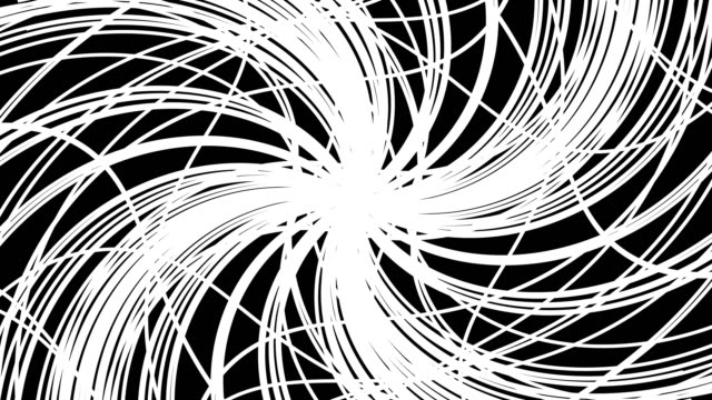 Abstract-background-lines-hypnosis-animation-with-optional-luma-matte-Alpha-Luma-Matte-included-4k-video