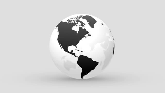 animación-abstracta-globo-negro