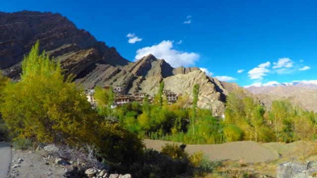 Landscape-Around-Hemis-Village-Leh-Ladakh-India