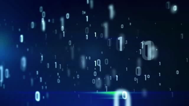 4-k-blau-digitalen-Code-Animation-nahtlose-Schleife-
