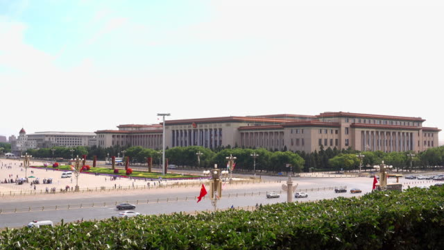 Great-Hall-of-the-People-at-the-Tiananmen-Square