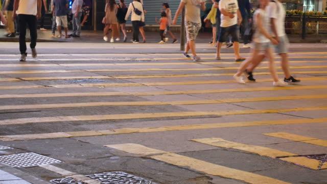 Crossing-road