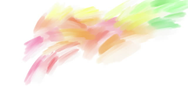 Abstract-timelapse-animation-of-painting-Digital-stop-motion-hand-drawn-background-