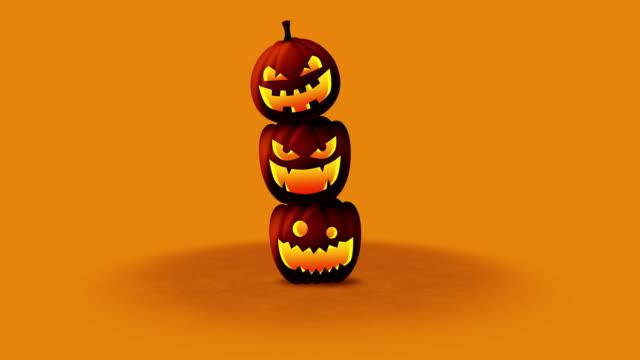 Halloween-pumpkin-head-jack-lantern-Loop