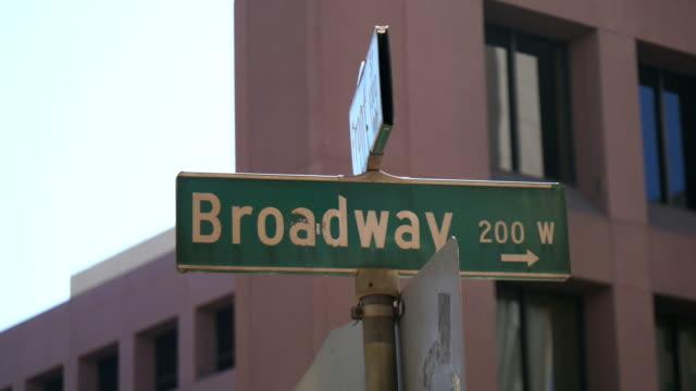 Broadway-street-sign-in-4k