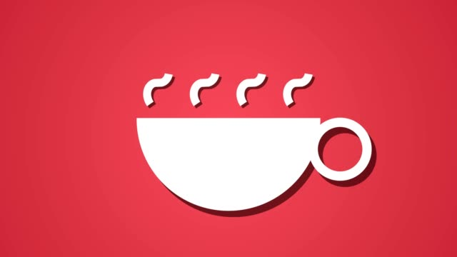 steaming-hot-drink-coffee-tea-animation-loop-background-red