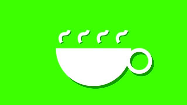 steaming-hot-drink-coffee-tea-animation-loop-background-green-screen