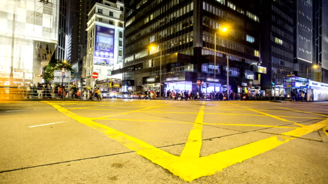 Night-City-Lights-and-Traffic-time-lapse-in-Hong-Kong-