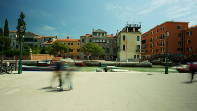 Área-de-la-estación-de-Venecia-Santa-Lucia-tren