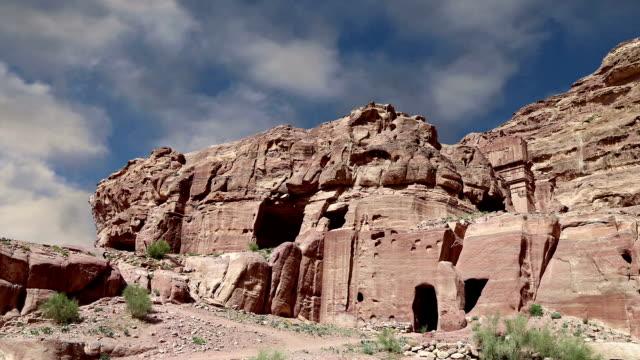 Petra-Jordania-Oriente-Medio---es-un-símbolo-de-Jordania-así-como-de-Jordania-más-visitado-atractivo-turístico-