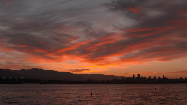 Sunrise-pan-English-Bay-Vancouver-4K-UHD
