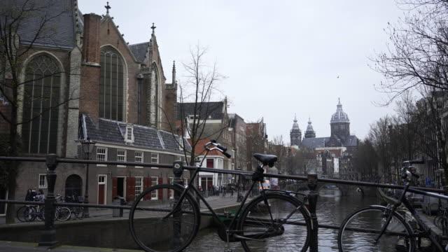 Amsterdam-river-channel-