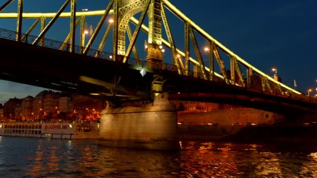 Puente-de-la-libertad-Budapest-Hungría