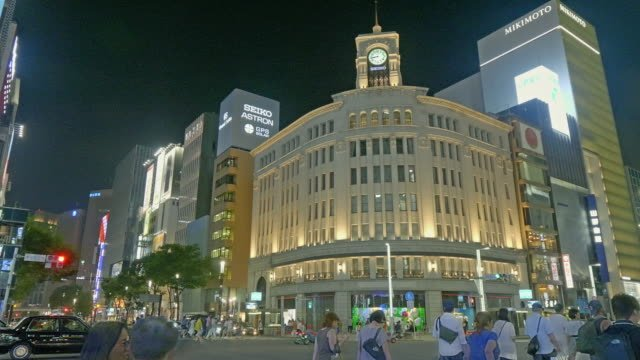 A-lot-of-people-around-Ginza-area-in-Tokyo-city-Japan