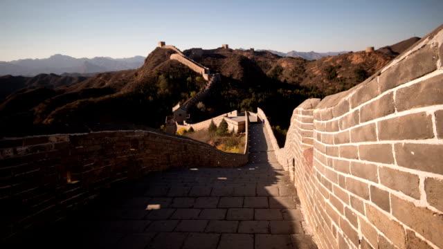 Beijing-China-Oct-26-2014:-The-visitors-climb-Jinshanling-Great-Wall-at-autumn-Beijing-China