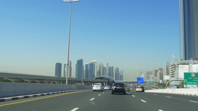 uae-day-light-dubai-city-main-road-trip-traffic-4k
