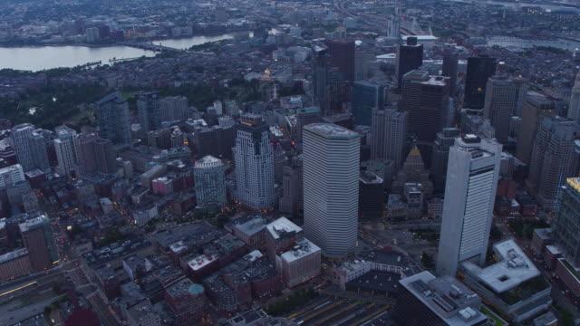 Aerial-view-of-Boston-Massachusetts