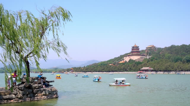 Sommerpalast-in-Peking-China-