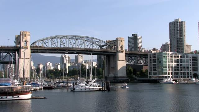 Vancouver-falso-Creek-Taxi-acuático