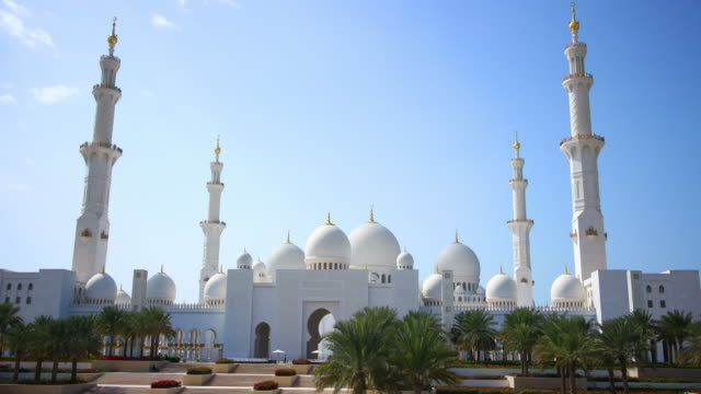dubai-main-mosque-day-light-time-lapse