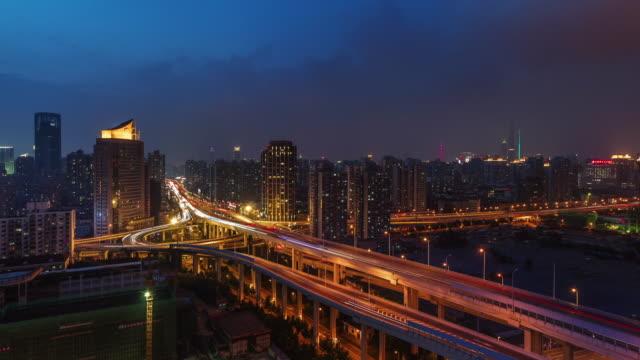 noche-color-shanghai-carreteras-luz-4k-lapso-de-tiempo